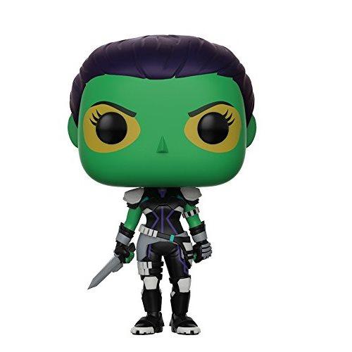 Funko 24520 Pop Bobble Marvel GOTG TT Gamora Figure Action
