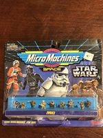 STAR WARS MICRO MACHINES FIGURE EWOK #6 RARE