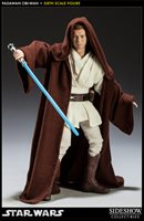 Star Wars 12 Inch Doll Figure Order of the Jedi - Obi-Wan Kenobi: Jedi Padawan Sideshow