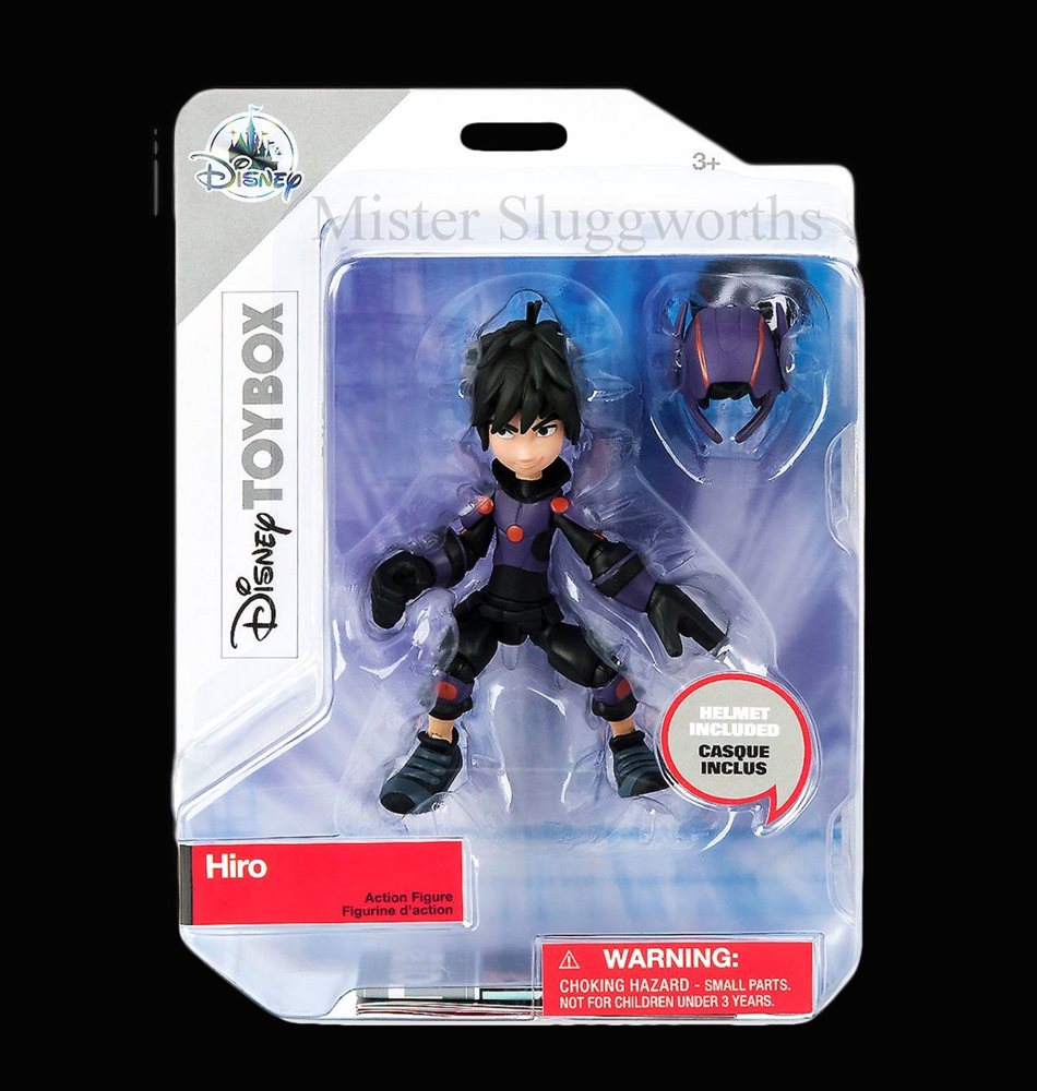 New Disney Store Toybox Hiro Big Hero 6 Action Figure 4