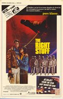 The Right Stuff Movie Poster Glossy Finish PRM518 Posters USA