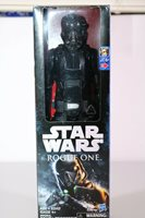 Disney Hasbro: Star Wars Rogue One Imperial Death Trooper Action Figure 12in.