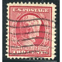 US 369 Early Commemoratives VF Used