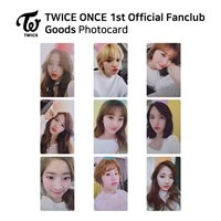 TWICE ONCE 1st Official Fan Club Goods Photocard