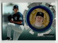 2020 Topps Update Commemorative Coin Gerrit Cole #TBC-GC Yankees
