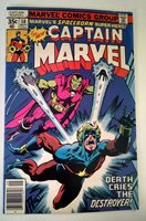 Captain Marvel #58 (Sept 1978, Marvel)