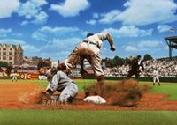 Ty Cobb FINE ART GICLEE Hand-Signed With Certificate Of Authenticity
