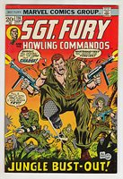 SGT. FURY AND HIS HOWLING COMMANDOS (1963-81) #114