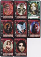 Toreador Antitribu Big Cap Crypt Lot G4//G5 8x Vampires Mixed 3rd//SoC V:TES VTES