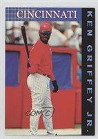 Ken Griffey Jr Baseball Card 2000 Royal Rookies Ken Griffey Jr 5