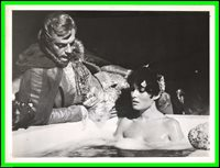 "BELINDA LEE & MARCELLO MASTROIANNI in ""Ghosts of Rome"" Original Vintage 1961"