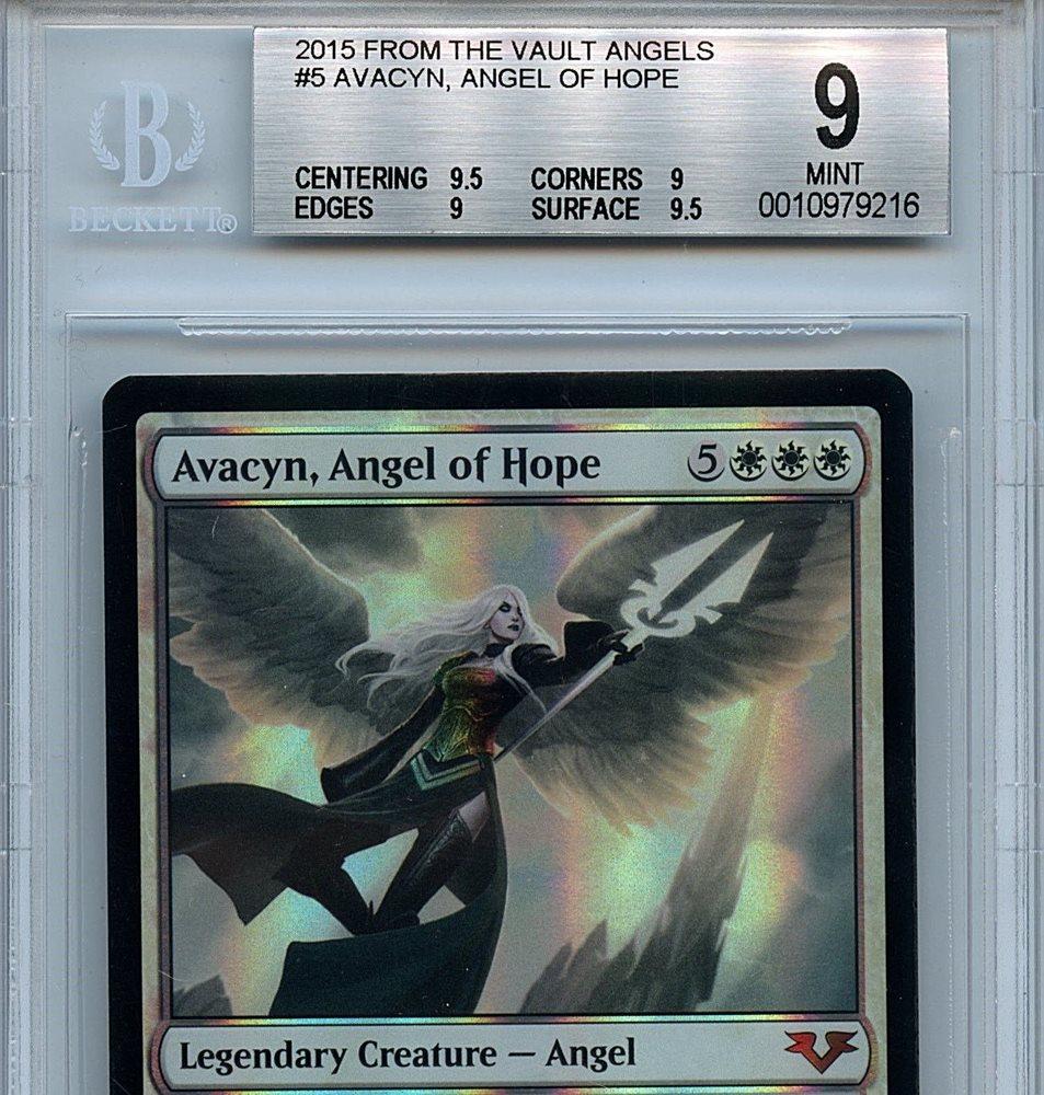ANGEL OF HOPE FTV Angels Magic MTG MINT CARD FOIL AVACYN