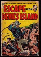 ESCAPE FROM DEVIL'S ISLAND #1