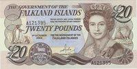 £20 1984 Falkland Islands