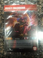 Transformers TCG Oversized FOIL Promo Bumblebee CT P5