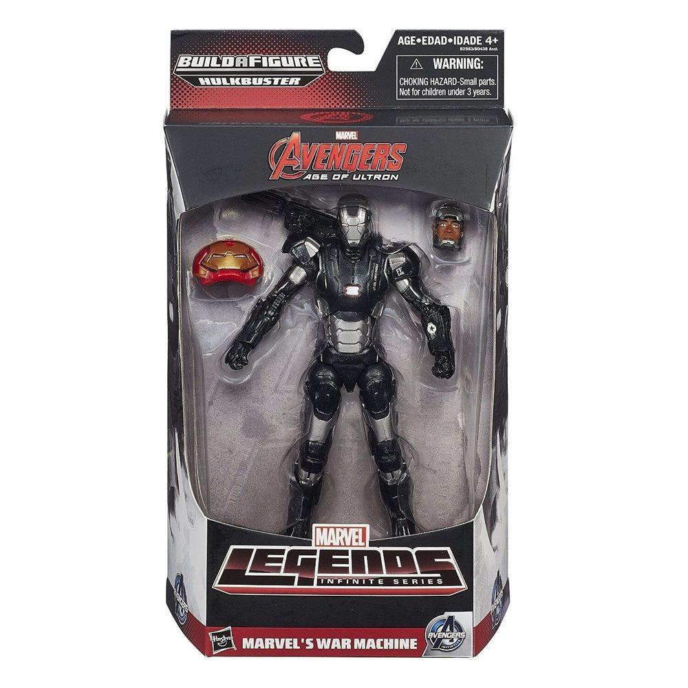 Marvel Legends Hulkbuster BAF War Machine NIB Figure Age Of Ultron Hasbro