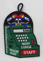 OA Lodge 104 Occoneechee X33 2007 SR-7B Conclave, Trading Post Committee [D1159]