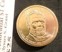2011 D Ulysses S Grant Presidential Dollar  **FREE SHIPPING**