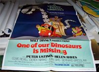 """ONE OF OUR DINOSAURS IS MISSING"" Original 1 Sheet-Disney"