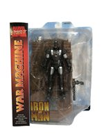 War Machine (Iron Man 2) - Marvel Select Action Figure - Diamond Select 2010