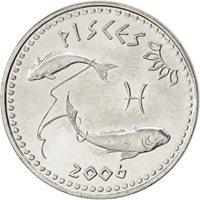Somaliland, 10 Shillings Poissons 2006, KM 8