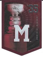 2012 Panini Molson Canadian Stanley Cup Collection #62 Toronto Maple Leafs Team