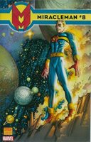 Miracleman (Marvel) #8 Cover A Regular John Romita Jr Cover With Polybag