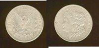 USA $1 1921D EF+