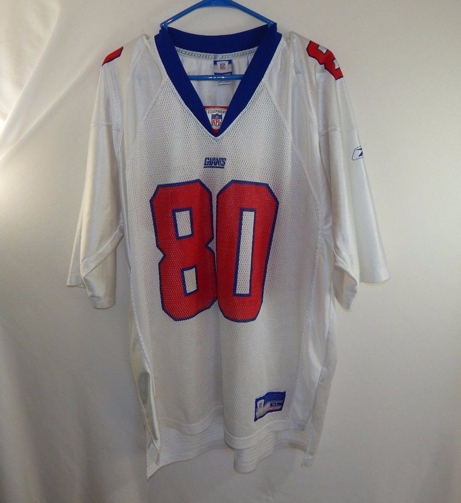 Jeremy Shockey New York Giants NFL Football Jersey REEB c5f4a6446