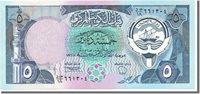 5 Dinars 1968 Kuwait Banknote