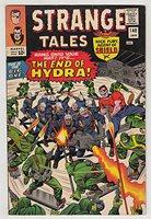 STRANGE TALES (1951-76) #140
