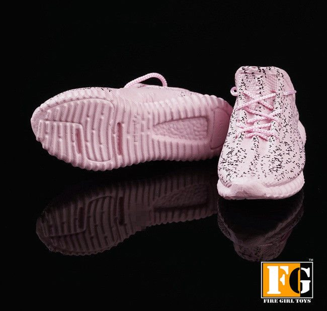 1//6 Adidas Sport Running Sneakers D For PHICEN Hot Toys Male Female Figure ❶USA❶