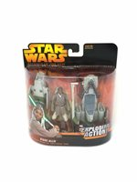 Star Wars Stass Allie Exploding Action ROTS Figure MIB