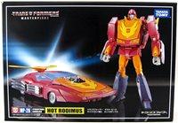 Transformers C78 Hot Rod Smallest Transforming Takara