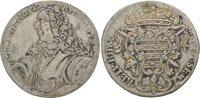 Tallero Rettorale, alter Rektoratstaler 1747 Ragusa Stadtrepublic: