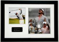 Graeme McDowell Signed US Open 2010