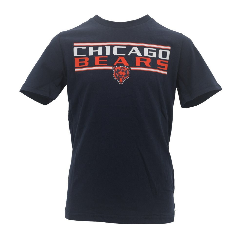 new product 1e635 70d75 Chicago Bears Kids & Youth Size NFL Official Apparel T-Shirt New With Tags
