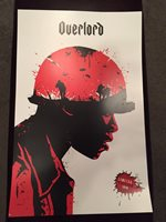 JJ Abrams 2018 LIMITED EDITION 11x17 OVERLORD Original Movie Promo Poster