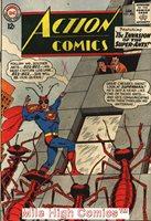 ACTION COMICS (1938 Series) (#0-600, 643-904) (DC) #296 Very Good Comics Book