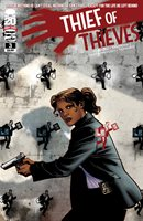 IMAGE THIEF OF THIEVES #3 1ST PRINT! ROBERT WALKING DEAD KIRKMAN! SOLD OUT