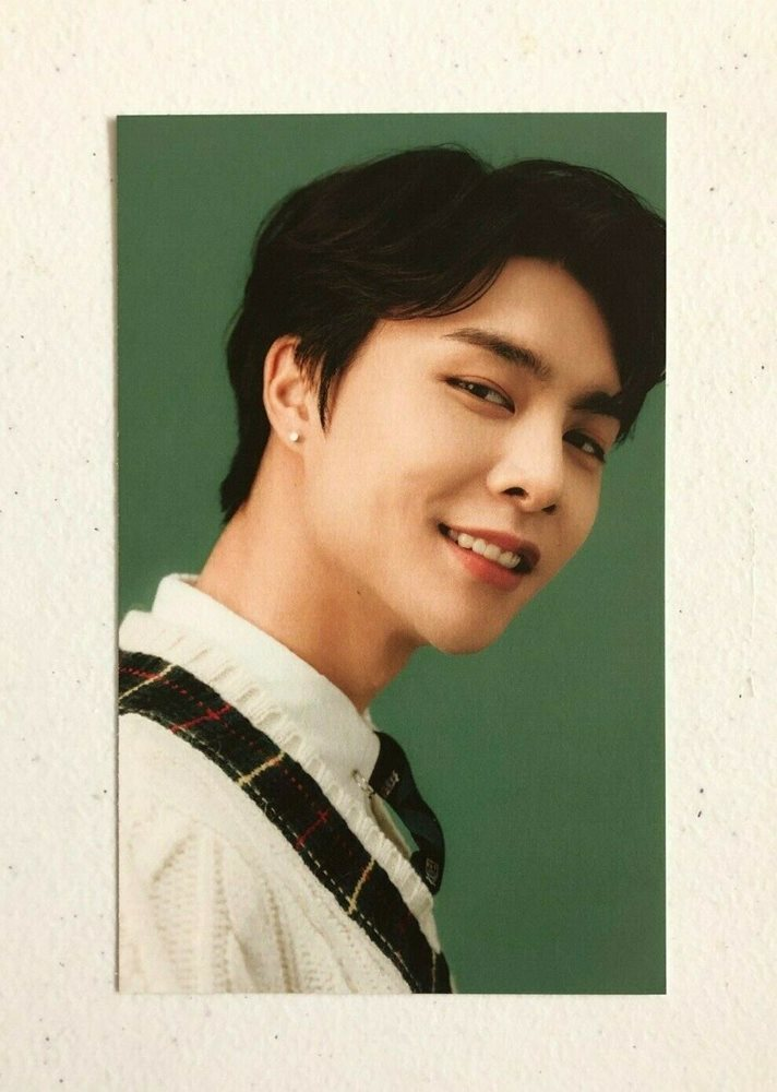 K Pop Nct 127 Johnny Limited Postcard Official New 20
