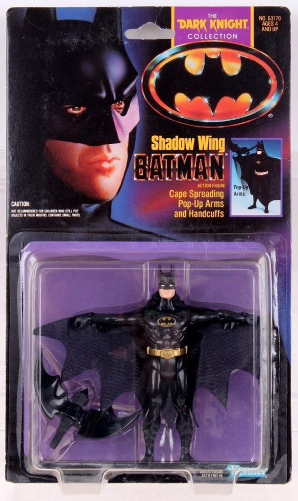 The Dark Knight Collection Shadow Wing Batman Action Figure Kenner 63170 Batman
