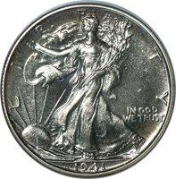 1941 50C NGC PR65 CAC