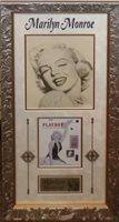 HomeMovies Marilyn Monroe Autographed Photo Marilyn Monroe Autographed Photo