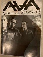 angels and airwaves poster 24x36
