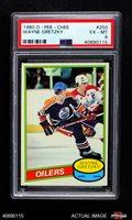1980 O-Pee-Chee #250 Wayne Gretzky PSA 6 - EX/MT
