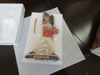 Eddie Murray Figurine Bobblehead Rookie Doll 1977 Southwest Airlines , RARE ,NIB