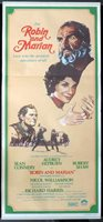 ROBIN AND MARIAN Daybill Movie Poster Audrey Hepburn Sean Connery