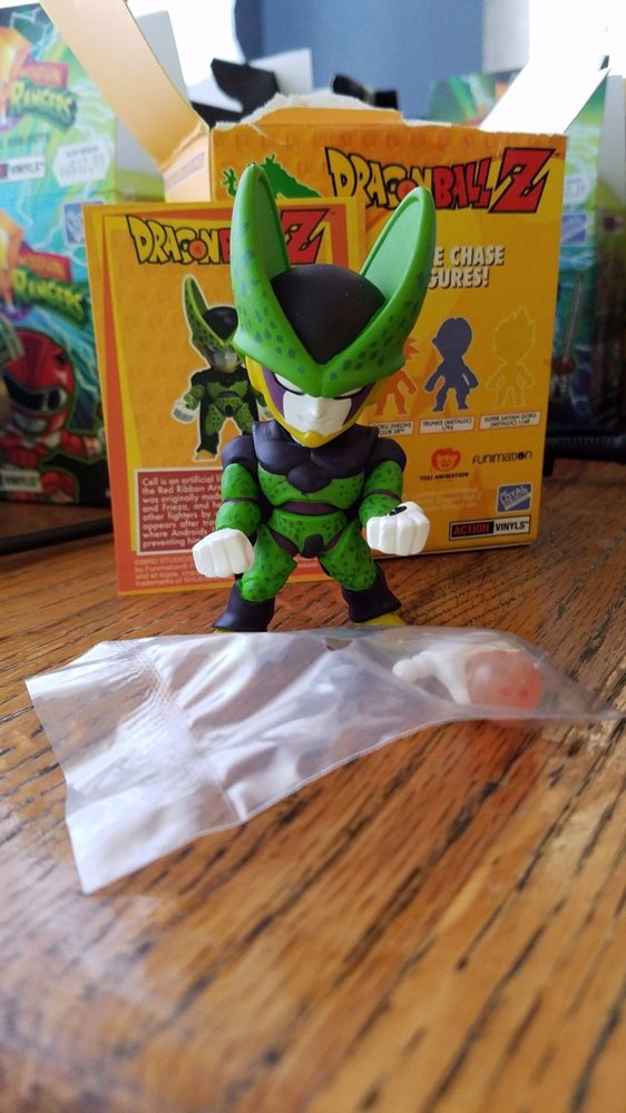 Details about  /Loyal Subjects-Dragon Ball Z PERFECT CELL W// Accessories