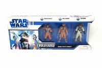 Star Wars Evolutions Rebel Pilot Legacy MIB